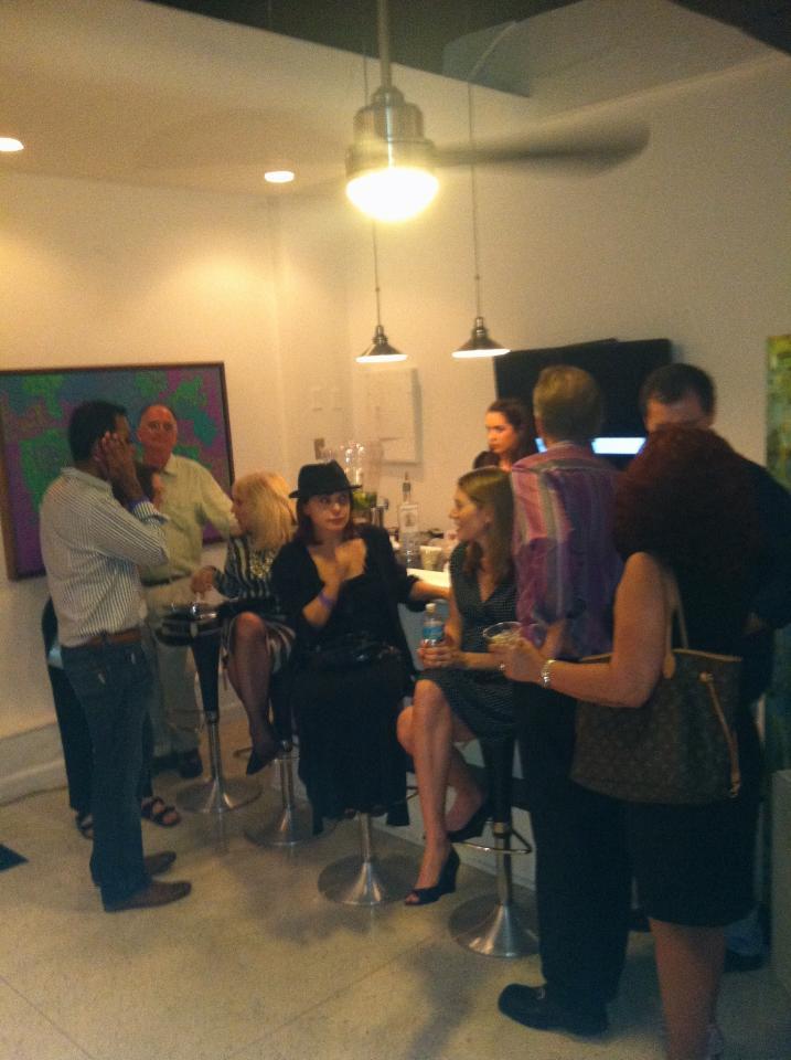 Guests at Miami Club Rum
